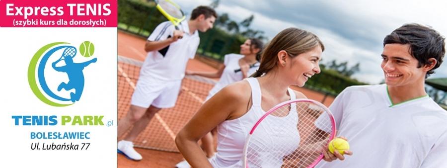 Tenis Express - szybki kurs tenisa dla dorosłych