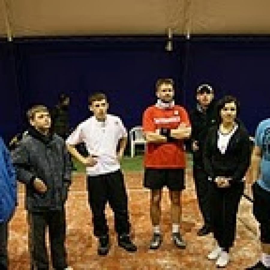 III Otwarty Turniej Deblowy (27 - 28 Luty 2010)
