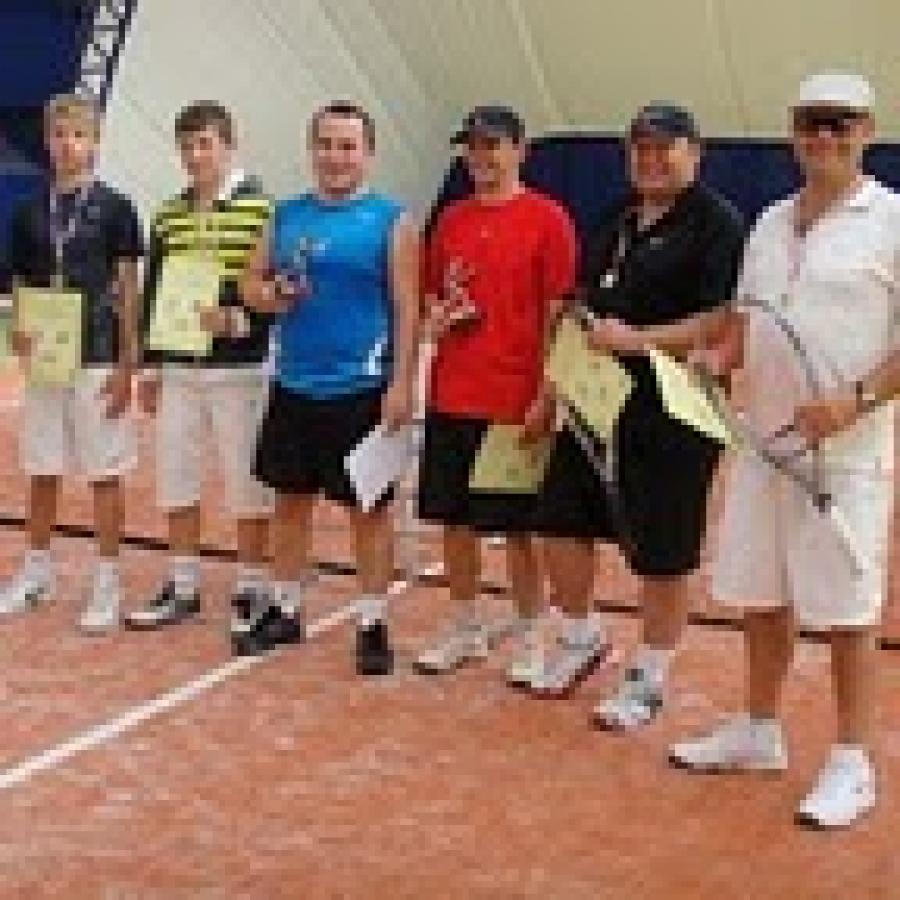 V Otwarty Turniej Deblowy (11-12 Września 2010)