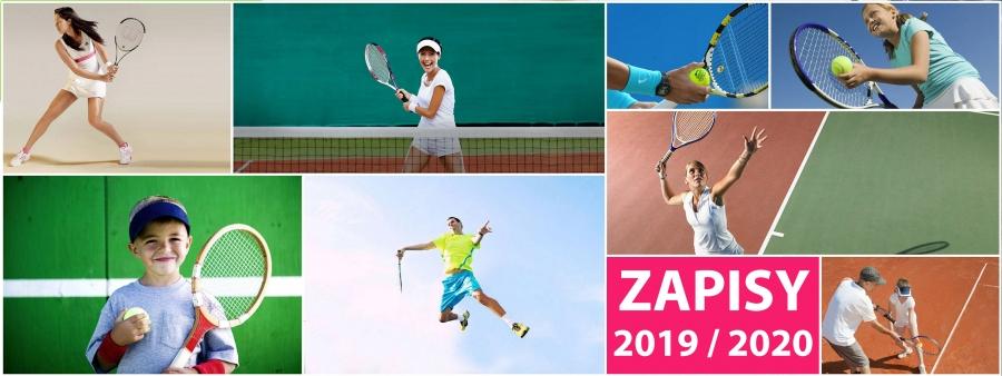 ZAPISY NA SEZON 2019 / 2020