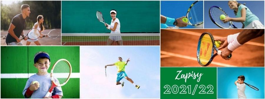 ZAPISY NA SEZON 2021 / 2022